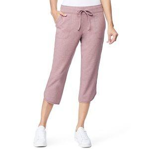 32 Degrees Cool Spanish Rose Crop Pants